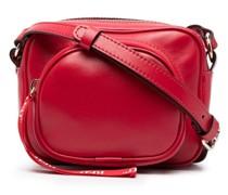 RED(V) Mini Umhängetasche mit Logo