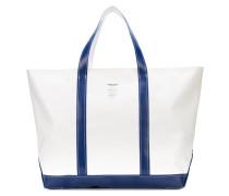 Handtasche mit Logo-Print