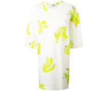 T-Shirtkleid mit Print - women - Baumwolle - M