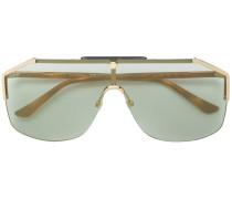 aviator framed sunglasses