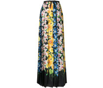 Florage printed skirt
