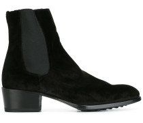 Samt-Chelsea-Boots