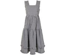 Gestuftes A-Linien-Kleid