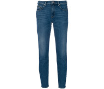 'Type' Cropped-Jeans