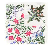 """Seidenschal mit """"New Flora""""-Print"""