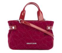 Mittelgroße 'Hearts' Handtasche