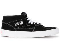 black half cab sneakers