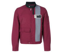 banded military jacket