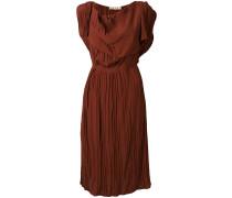 Tailliertes Kleid - women - Seide/Acetat - 40