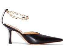 Lucrezia 80mm anklet pumps