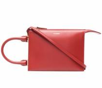 Handtasche mit Logo-Gravur