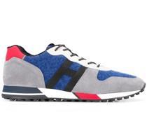 'H383' Sneakers mit Einsätzen