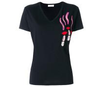 Lipstick Waves T-shirt