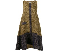 'Re-Lenka' Kleid mit Jacquardmuster
