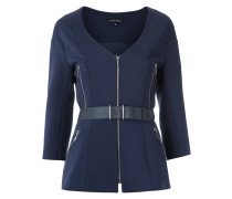 panelled jacket - Unavailable