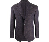 fitted tailored blazer