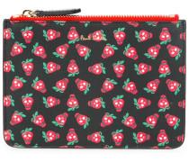'Strawberry Skull' Portemonnaie