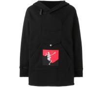 dancing skeleton hoodie