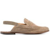 Slingback-Loafer