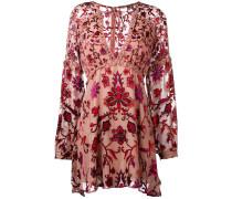 'Sunset Floral' Kleid