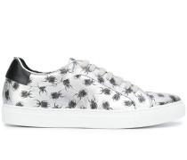 Sneakers mit Käfer-Print
