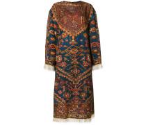 carpet print dress