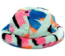 Mütze aus Faux Fur