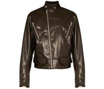 'Nur' Jacke aus veganem Leder