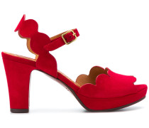 Evolet heeled sandals