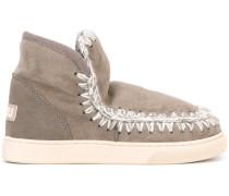 'Eski' Shearling-Sneakers