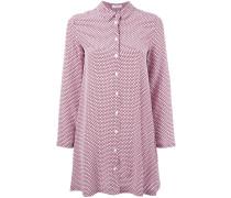 'Lenox' Hemdkleid aus Seide - women - Seide - M