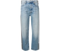 'The Trasher' Cropped-Jeans