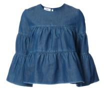 - Bluse mit ausgestelltem Schnitt - women