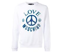 Sweatshirt mit Logo-Print - men - Baumwolle - L
