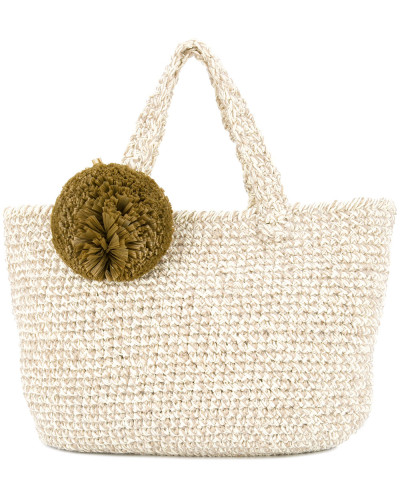 711 Damen Madame Lefranc beach bag