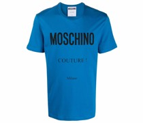 T-Shirt mit Couture-Logo