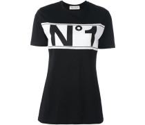 "T-Shirt mit ""No 1""-Print"