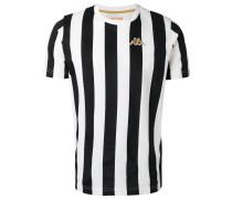 'Authentic Stripes' T-Shirt - men - Baumwolle