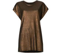 oversized shortsleeved T-shirt