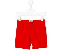 Shorts mit Logo-Knopf - kids