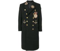 military badges coat