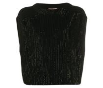 Pullover mit Strass