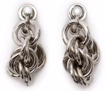 Ohrringe im Kettendesign