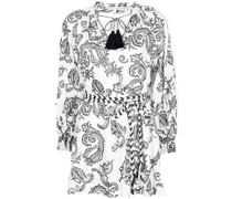 Lilian Kleid mit Barock-Print