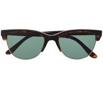 Sonnenbrille mit D-förmigem Gestell