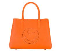 Handtasche mit Smiley-Motiv