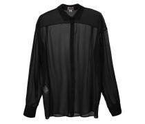 sheer classic shirt - women - Seide - 40