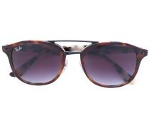 Runde Sonnenbrille in Schildpattoptik - unisex