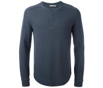 - Henley-Hemd mit rundem Auschnitt - men