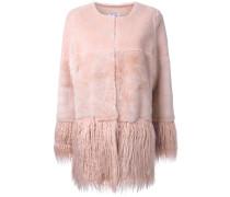 'Porgie' shearling coat - women - Wolle - 14